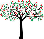 Large Family Tree Wall Sticker Vinyl Art Home Decals Room Decor Mural Branch Diy
