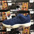 2018 NIKE AIR JORDAN 11 JETER RE2PECT XI LOW RETRO lot AV2187 441 Sz8 13
