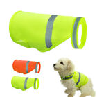 Safety Vest for Dogs Reflective Visible Pet Dog Coats Fluorescent Jacket S M L