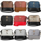 Women Ladies Crossbody Leather Shoulder Bag Tote Purse Handbag Messenger Satchel image