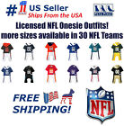 NFL Pajama Outfit for DOGS & CATS - Licensed, breathable, Dog Football Bodysuit $14.99 USD on eBay