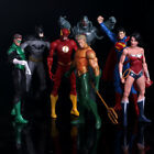 superman batman wonder woman green lantern flash - Justice League Superman Batman Flash Aquaman Green Lantern Wonder Woman Figures