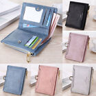 Kyпить US Womens Leather Small Mini Wallet Card Holder Zip Coin Purse Clutch Handbag на еВаy.соm