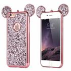 Disney Mickey Minnie Mouse Ears Phone Case for iPhone 5S/SE 6/6S 7 8 Plus X US