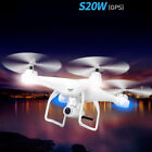 Camera & Photo Features GPS FPV RC Drone S20 With Live Video And Return Home RTF