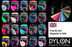 22 COLOURS DYLON FABRIC & CLOTHES DYE MACHINE WASH 350g POD - CHEAPEST