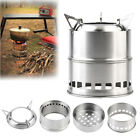 Outdoor Portable Wood Burning Backpacking Emergency Survival Camping Stove KYT5