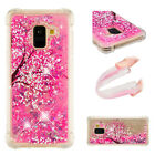 Shockproof Bling Print Liquid Glitter Quicksand Soft TPU Cover Case For Xiaomi