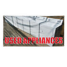 Used Appliances Outdoor Advertising Printing Vinyl Banner Sign With Grommets
