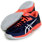 ASICS Japan Men's V-SWIFT FF CLUSTER Low Volleyball Shoes TVR494 Navy 2018