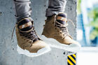 """Nike SFB 6"""" Canvas NSW Special Field Boots Mens 8 Golden Beige 844577-200 $170"""