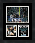 Philadelphia Eagles Alshon Jeffery Super Bowl 52 Framed Photo Collage