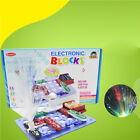 Electronics Blocks Circuits Kit Science Educational Toy for Kids Children Teens