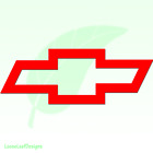 Chevy Bowtie Vinyl Decal Sticker Badge 184