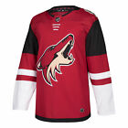 NHL Arizona Coyotes adizero Home Authentic Pro Jersey Shirt Unisex $162.52 USD on eBay