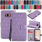 samsung core 3 -  Magnetic Leather Wallet Stand Case Cover For Samsung J3 J5 J7 2016 2017 Prime A
