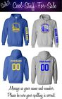 Golden State Warriors Basketball Logo Pullover Hooded Sweatshirt on eBay