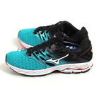 Mizuno Wave Shadow 2 Turquoise/White/Black Sportstyle Running Shoes J1GD183001