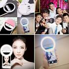 Внешний вид - Universal Selfie LED Camera Ring Clip Fill Light For Mobile Cell Phone Tablet  W
