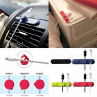 2-PACK Magnetic Wire Holder / Cable Organizer, 4 Colors, Free Shipping