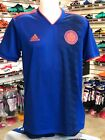 adidas Men's Colombia AWAY soccer Jersey 2018 world cup SHIPS Priority Mail