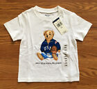 $20 NWT Polo Ralph Lauren Infant Baby Boys Basketball Bear T Shirt LIMITED SIze