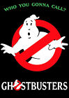 GHOSTBUSTERS MOVIE GIANT WALL ART POSTER A0 A1 A2 A3