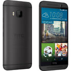 HTC One M9 32GB (AT&T) Unlocked 20MP 4G Android Smartphone Gray, Silver on Gold