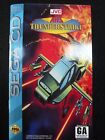 Sega CD Reproduction Manuals with Back Insert (assorted titles, you pick)