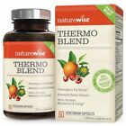 NatureWise Thermo Blend Advanced Thermogenic Fat Burner *Spe