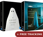 A Ghost Story (2018, Blu-ray) Full Slip Lenticular Edition