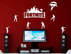 FORTNITE GAMER PACK XBOX PS4 WALL ART STICKER DECAL BOYS BEDROOM DECOR