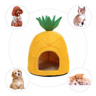 Cute Pineapple Pet Kennel Warm Pet Dog Cat Puppy Kitten Bed House Home 2 Sizes