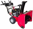DB7126 26 in. 212 cc 2-Stage Electric Start Gas Snow Blower with Headlight