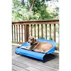 Dog Bed Cool Raised Cot for Water Air Circulation Keeps Pets Dogs Cooler NO TAX