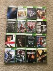 XBOX 360 Games Lot - Complete in Box - You Choose! 14 Games!