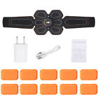Remote Control Abdominal Muscle Arm Trainer Smart Body Building Fitness Abs EMS