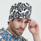 72 Kinds Men Women Doctor/Nurses Printing Scrub Cap Medical Surgical Surgery Hat