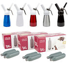 Cream Chargers 8g Tasty Whip (24s) 1/4L Dispenser Whipper Canisters N2O