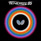 Butterfly TENERGY 05 Table Tennis Ping Pong Rubber 2.1mm - Red / Black