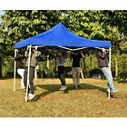 Heavy Duty Commercial Grade Gazebo Market Stall Events Pop Up Tent Marquee 3x3m