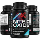 Nitric Oxide Booster Supplement w/L-Arginine 1300mg Premium Workout Muscle Pump