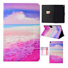 """Smart Patterned Leather Stand Case Cover For Kindle Fire HD 10/HD 8""""/Paperwhite"""