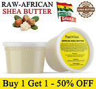 Raw African Shea Butter Pure Organic Unrefined 16 oz / 1 lb 100 From Ghana Bulk