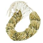 Natural Faceted Rondelle Beads Strands,3-4mm Bead Strand,13 Inch Long Strands