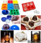 Silicone Star Wars Ice Cube Tray Chocolate Mold Cookies Soap Baking Mould DIY $2.69 CAD on eBay