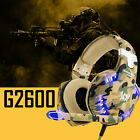 Each G2600 Gaming Headsets Stereo Headphones for PS4 New Xbox One PC with Mic