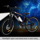 Electric Bicycle E-Bike Mountain Bike 19'' Road City Super MEN  Rear Wheel Sport