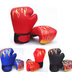 Punching Fight Training  Muay Thai Boxing Gloves Sparring  For Age 7-12 Children