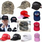 Donald Trump 2020 Keep America Great Embrodiery Campaign Hat Usa Baseball Cap Jc